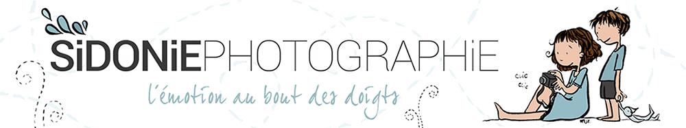 SiDONiE PHOTOGRAPHiE logo